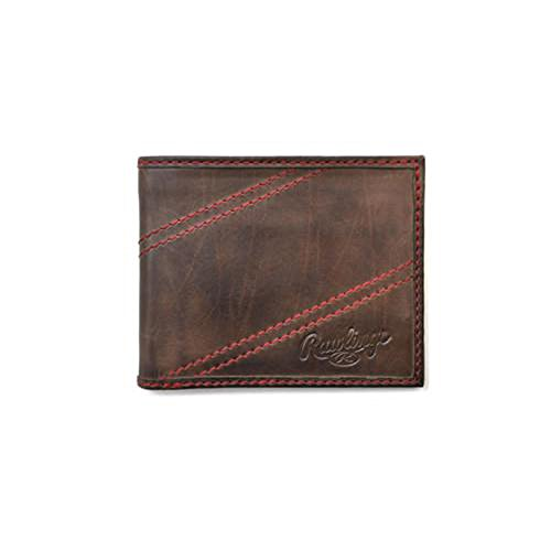 Rawlings Two Strikes Bi-Fold Wallet by Rawlings