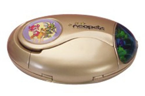 Neopets Deluxe Portable Pocket Player MERIDELL