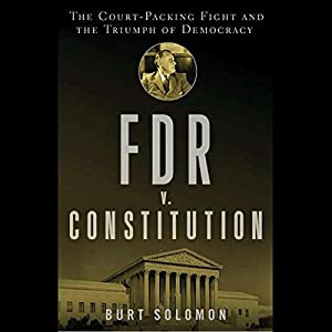 FDR v. The Constitution Audiobook