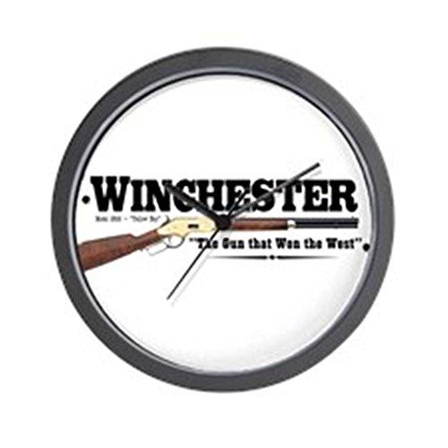 "CafePress - Winchester Wall Clock - Unique Decorative 10"" Wall Clock"
