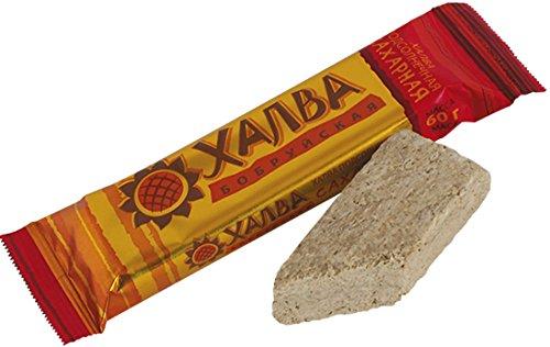 Premium Halva Bars ''Sugary'' Pack of 20