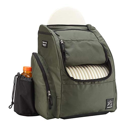 Prodigy Disc BP-2 V2 Backpack Disc Golf Bag - Green by Prodigy Disc