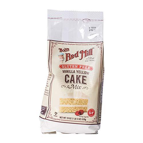 Bobs Red Mill Cake Flour, Vanilla, 19 oz