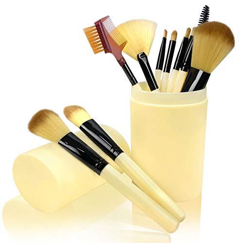Makeup Brush Sets – 12 Pcs Makeup Brushes for Foundation Eyeshadow Eyebrow Eyeliner Blush Powder Concealer Contour
