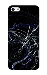 meilinF000Hot UUlxdu-2444-HbCMI Case Cover Protector For iphone 5/5s- Abstract Fractal/ Special Gift For LoversmeilinF000