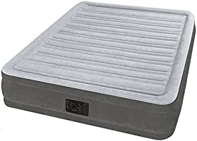 Intex Colchón hinchable Dura-Beam Plus ComfortPlush - 137 x 191