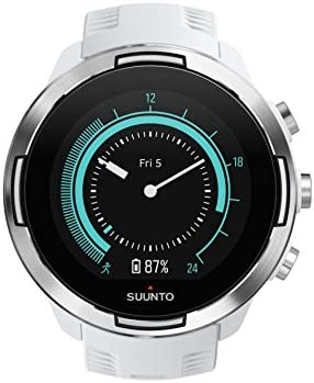 Suunto 9 GPS Sports Watch With Wrist Based Heart Rate