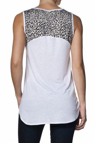 Salsa - Camiseta - para mujer blanco