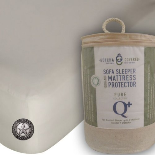 Pure Collection Sofa Sleeper Mattress Protector - Queen by Gotcha Covered