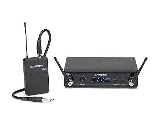 Samson SWC99BGT-D | Concert 99 Wireless Guitar System with GC32 Guitar Cable