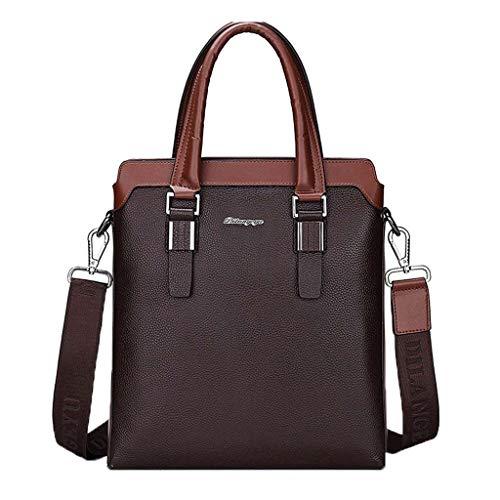 5cm Brown Taille documents Cloud Épaule Brown Portable 38 Bag Casual Business Porte Diagonal Big couleur xCgx6Owq