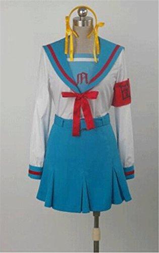 Vicwi (Suzumiya Haruhi Cosplay Costume)