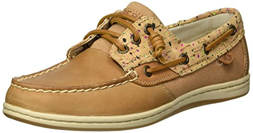 Sider Cork Boat Chambray Sperry Women's Shoe Top Tan Songfish 07xT5w