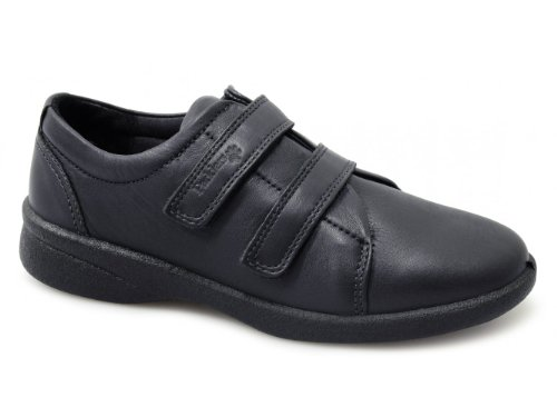 Revive - Zapatos de cordones navy leather