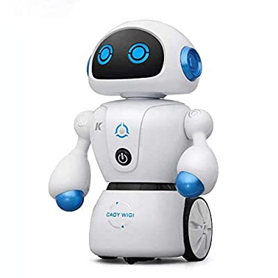 Hi-Tech Wireless Interactive Robot Toy Robot for Boys, Girls, Kids, Children