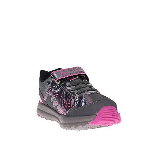 Lumberjack SG02405-001 Sneakers Mädchen Kunstleder Grau 33
