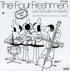 The Four Freshmen - Live At Butler University