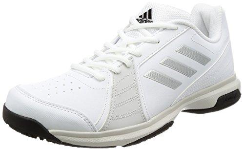adidas Approach OC, Zapatillas de Tenis Unisex Adulto Varios colores (Ftwbla / Plamet / Negbas)