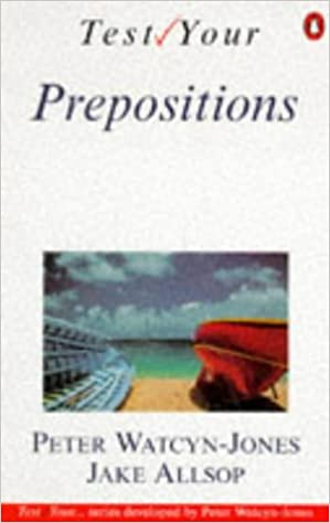 Book Test Your Prepositions (English Language Teaching)