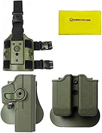 IMI Defense IMI-Z2200 Drop Leg Tactical Fits all IMI Defense Pistol Handgun Holsters