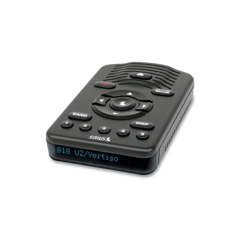 Sirius SV1 radio receiver