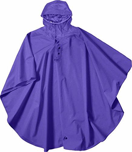 cool rain poncho - 5
