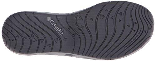 Columbia Kvinners Sunbreeze Ventilere Cruz Flip Sandal Hai / Hvit
