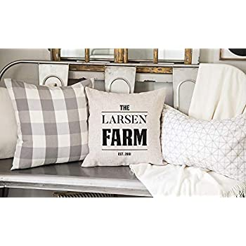 Amazon.com: Qualtry - Funda de almohada personalizable para ...