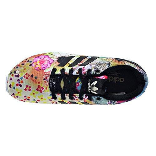 adidas ZX Flux Mujer Zapatillas Core Negro/Ftw blanco s78976