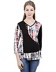Parsley & Sage Womens Donna Pocket Top