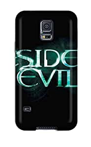 Pamela Sarich's Shop New Style 4458665K56848163 Premium Protection Resident Evil Case Cover For Galaxy S5- Retail Packaging