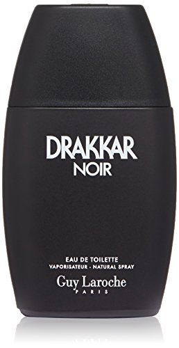 Guy Laroche Drakkar Noir Eau de Toilette Spray, 1.7 Fl (Guy Makeup)