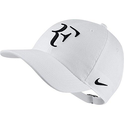 NIKE RF Aerobill H86 Cap (White/Black)