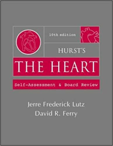 Book Hurst's The Heart 10/e Self-Assessment and Board Review