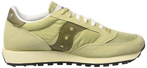 Oliv Herren Sag Vintage Sneaker 23 türkis Jazz Saucony Original Beige TC6qwv6x