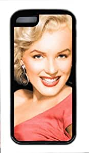 iphone 5/5s iphone 5/5s/ipad iphone 5/5s - iphone 5/5s iphone 5/5s Case DIY - DIY iphone 5/5s iphone 5/5s Case cover Marilyn Monroe PC Black Case-MMipad iphone 5/5sTBDX047