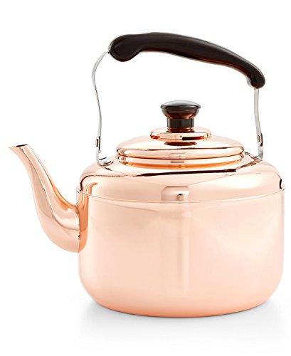 Martha Stewart Vintage Heirloom Copper Tea Kettle by Martha Stewart Collection