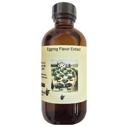 Eggnog Flavor Extract 128 oz by OliveNation