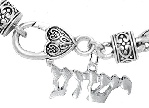 Cardinali Jewelry Yeshua, Jesus in Hebrew, Named by an Angel of God, Hypoallergenic, Safe-Nickel, Lead & Cadmium Free. (Meaning Of The Name Karen In Hebrew)