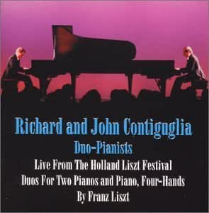 Live From The Holland Liszt Festival, Duos for Two Pianos and Piano, Four-Hands