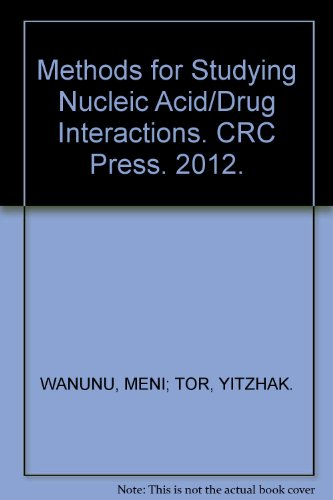Methods for Studying Nucleic Acid/Drug Interactions. CRC Press. 2012.