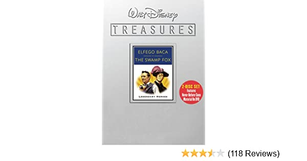 Amazoncom Walt Disney Treasures Elfego Baca And The