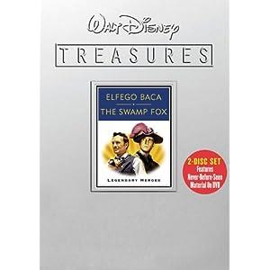 Walt Disney Treasures - Elfego Baca and The Swamp Fox - Legendary Heroes (2005)