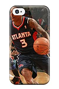 Best 6589364K954917368 atlanta hawks nba basketball (13) NBA Sports & Colleges colorful iPhone 4/4s cases