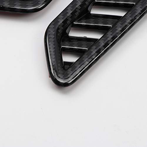 HIGH FLYING f/ür T-ROC 2017 2018 Interieur Interieurleisten ABS Kunststoff T/ürverkleidungen