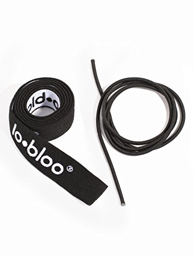 Lo Bloo Aeroslim professional female pelvic protection/groin guard/athletic cup for standing/riding sports - patented fitting system for 100% protection and mobility - soft lining 4