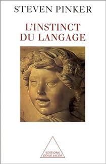 L'instinct du langage par Pinker