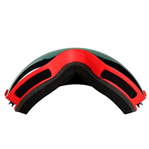 ... Lunettes de Ski, Hicool Masque de Snowboard Antibuée Anti-UV  Grand-angle de ... 87a530b128c7