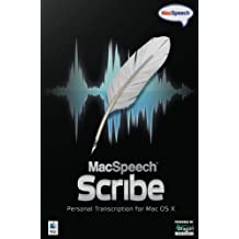 Macspeech Scribe Retail For Mac [Old Version]