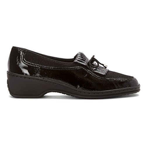 Ara Womens Lael 44239 Slip-on In Pelle Nera